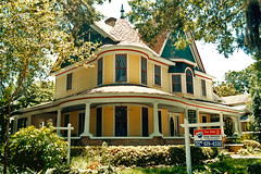Victorian Queen Anne house, Sanford, Florida