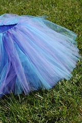 The Perfectly Periwinkle Tutu (pryncesslia) Tags: blue kid toddler child hand purple princess dressup made fairy periwinkle tutu pretend pryncesslia bellybuttonindustries toddlerprincess