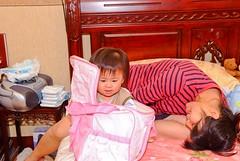 (Mild Seven Light) Tags: baby taiwan taichung  fengyuan   sb800 s5pro jasden nikonafs1755mmf28g