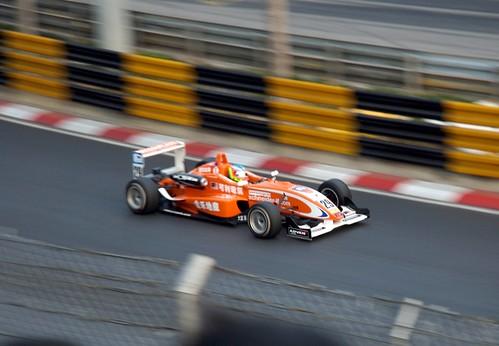 The Macau Grand prix