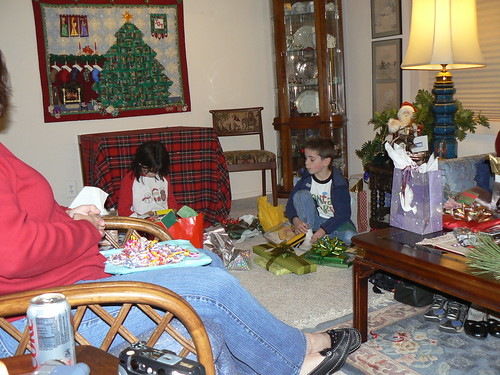 Christmas at Gramma's