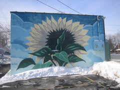 Dale Street Greenhouse Mural