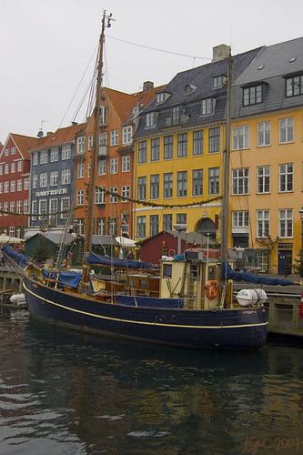 Nyhaven - Copenhagen, Denmark