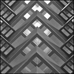 how many square ?, atlanta (Frederic-JG) Tags: atlanta blackandwhite bw usa building architecture square hotel balcony dec lobby abstraction atlantaga portman hyattregency graphisme artisticexpression superbmasterpiece fredericjg fredericblanque wwwfredericjgcom fredericjgcom