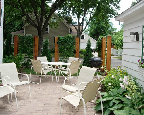 outdoor design ideas creating privacy in small outdoor spaces - Outdoor Design Ideas