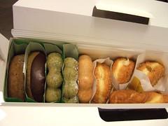 Mister Donut 早餐