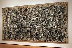 One: Number 31, 1950 (1950) (LoriBravo) Tags: nyc museum moma pollock