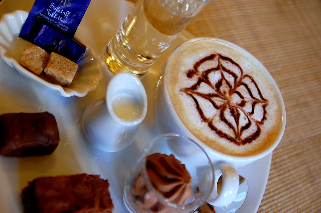 Cappuccino Art