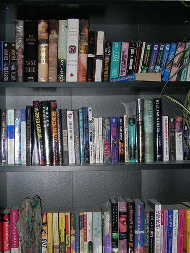 2008-01-31 Bookcase