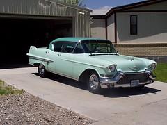 1957 Cadillac Sedan Deville (northerntool) Tags: sedan cadillac 1957 deville