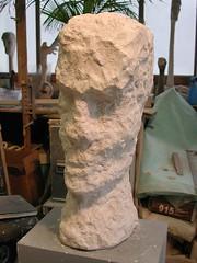 Grind 3-1 (sepp pfiffner) Tags: schweiz skulptur chur grind atelier künstler maler marmor calanda pfiffner skulpturen bildhauer langhals trimmis sepppfiffner