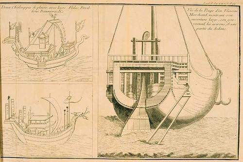 18th century boats