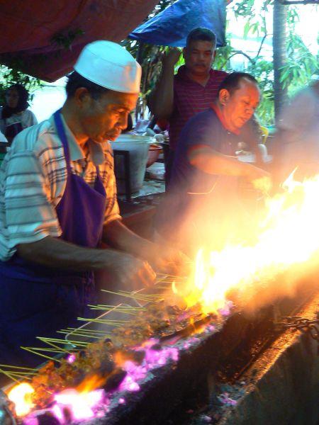 Satay Sri Melaka1