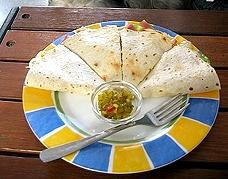 墨西哥起司餅