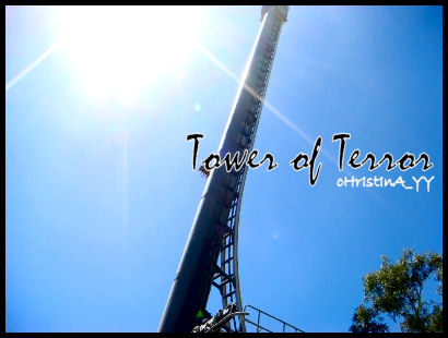 Big 6 Thrill Rides: Tower of Terror