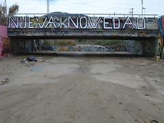 nueva novedad (nadie en campaña) Tags: graffiti nuevanovedad