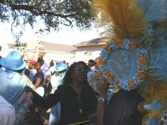 Keepin It Real Second Line on Bienville (4)