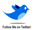 Follow me on Twitter! badge
