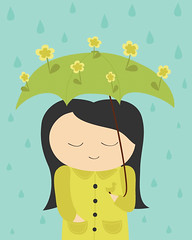 april showers may bring flowers