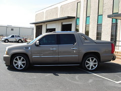 Armored Bulletproof 2008 Cadillac Escalade EXT!