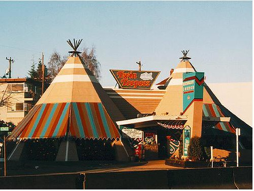 Offbeat Seattle TwinTeepees 1994