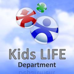Kids LIFE Department Logo