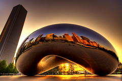 Chicago Bean (kjellarsen) Tags: chicago sunrise millenium bean millennium millenniumpark fabulous cloudgate cokin chicagobean justimagine mywinners perfectangle anawesomeshot aplusphoto superbmasterpiece platinumheartaward theperfectphotographer goldstaraward thegreatshooter thegalleryoffinephotography dblringexcellence tplringexcellence
