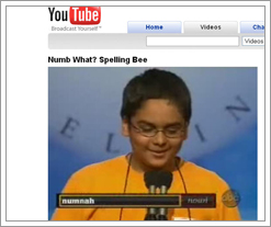 Sameer Mishra, 2008 National Spelling Bee by whatsthediffblog, on Flickr
