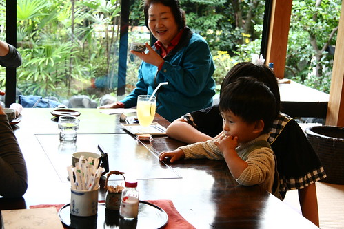 2008 11 2 畑山温泉 土佐ジロー ぶーちゃん先生