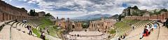 Sicily Taormina Teotro Greco
