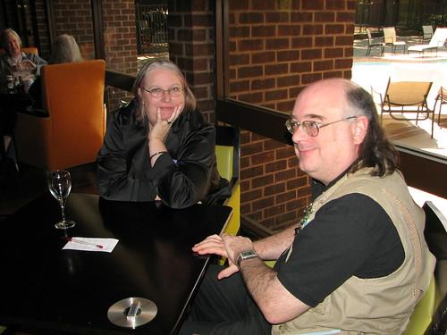 Melissa Scott & Don Saakers