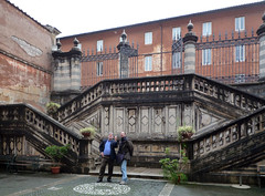 Santa Pudenziana Courtyard