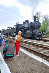 Veszprem-Gv 110416 097 (Arnold Laszlo) Tags: veszprm bakony 324 gyr vonat nosztalgia vast gzs
