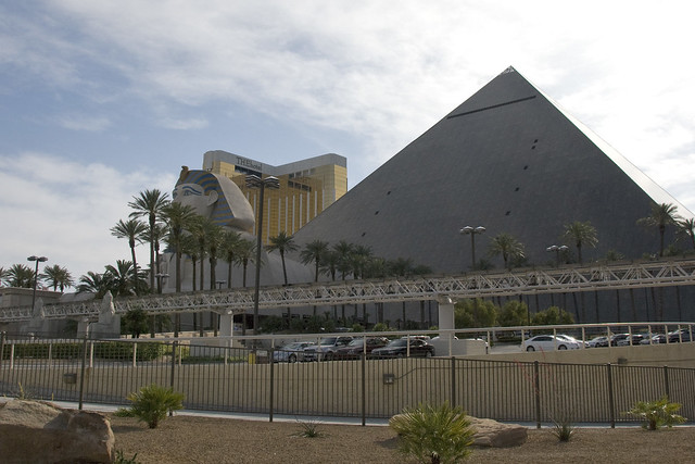 D3 the Luxor