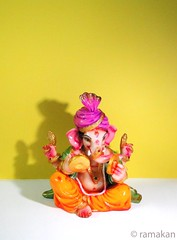 Ganesha 359 (ramakan) Tags: sculpture inspiration toxic feast circle ganesha eyes vibrant group lord 365 multicolor the pillayar vinayagar ganapathi