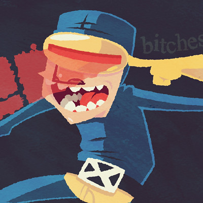 Cyclops Doodle_Detail
