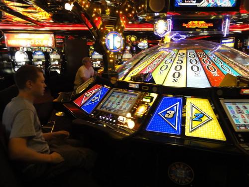 Morning gambling