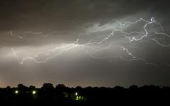 Flashing Lights III (Devv984) Tags: storm nature night clouds landscape gothic bolt lightning 2012 temporale thunderbolt fulmini