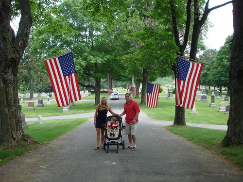 Memorial Day Stroll 2011 by midgefrazel