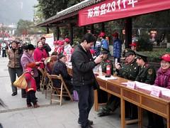 Street health campaign (PS_Eye) Tags: china guilin yangshuo guanxi