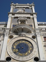 Torre dell'Orologio (richardr) Tags: old city venice urban italy sculpture building tower heritage history clock architecture square geotagged italian europe italia european torre lion historic clocktower venetian marble piazza venezia orologio europeanunion sanmarco astronomicalclock piazzasanmarco torredellorologio clockface veneto serenissima wingedlion historicalplaces veneziani merceria lionofstmark stmarkssquare codussi geo:lon=12338955 moorsclocktower maurocodussi zuancarlorainieri geo:lat=45434614