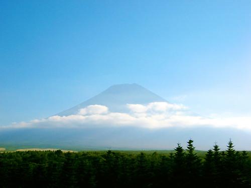 072 - Monte Fuji by g.brombin.
