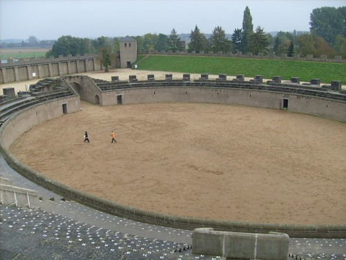 More Colosseum, Xanten