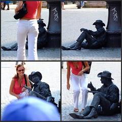 How to photograph a living statue (chris-dcx) Tags: grid fdsflickrtoys photostory 2x2 photofaceoffwinner pfosilver