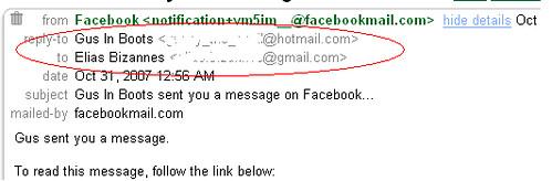 direct e-mail