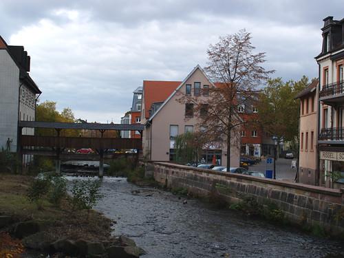 In baden, Deutschland