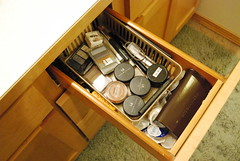 top drawer, after