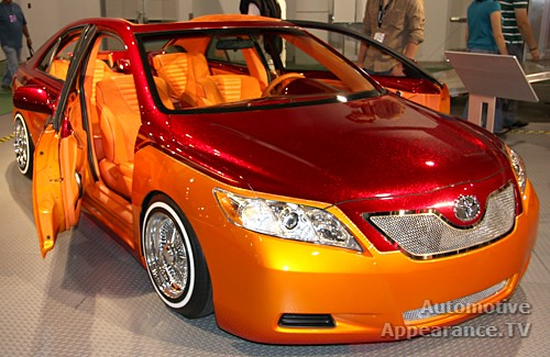 SEMA Cars 2007 - Import Cars - Tuner Cars - Exotic Cars - Luxury Cars by automotiveappearance.tv.