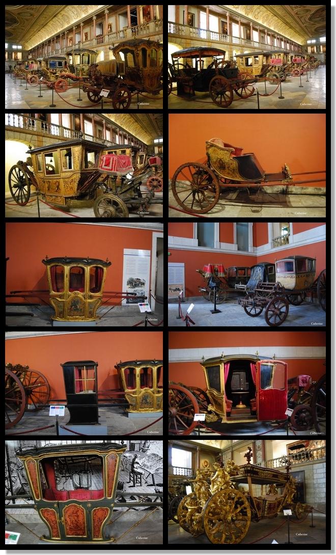 Musée du carrosse - Lisbonne