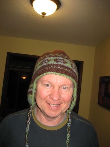 Pete's Earflap Hat